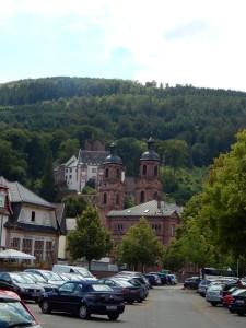 Miltenberg, Kloster Engelberg, Großheubach, Schloss Löwenstein